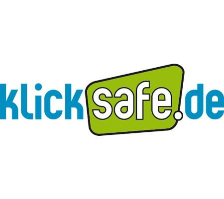 Logo klicksafe.de